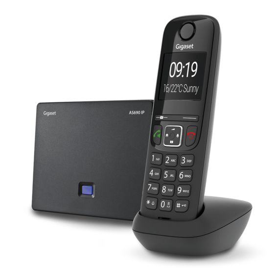 cordless in comodato gratuito centralino cloud