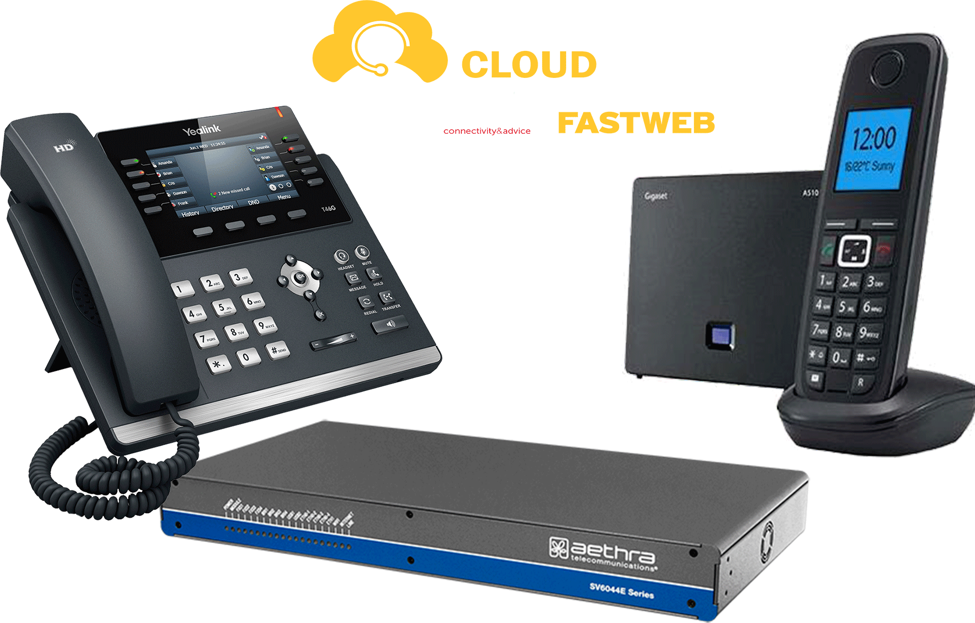 Centralino Cloud Telefoni